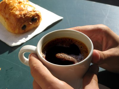 Характер по чашечке кофе