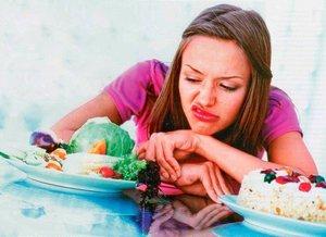 Невкусная еда доводит до депрессии. диеты, невкусная еда и депрессии