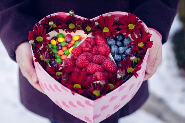 Интересные подарки для тех, кто любит сладкое
