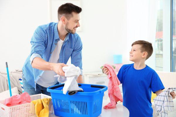 Как приучить мужчину к домашним обязанностям