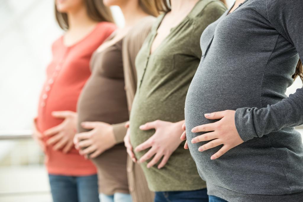 Лучшее время для беременности
