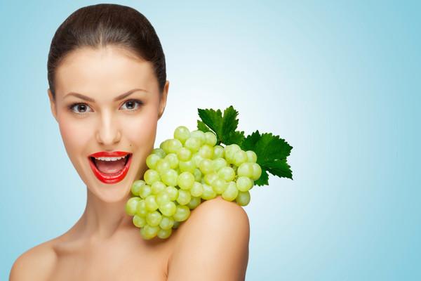 Виноград как средство для создания косметики своими руками