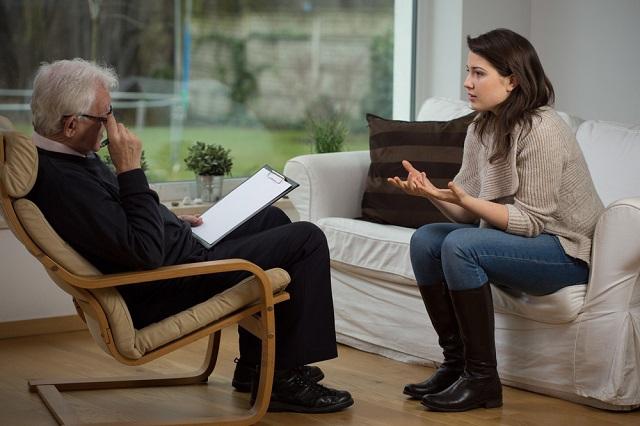 Разговор с психологом. Кругом враги?