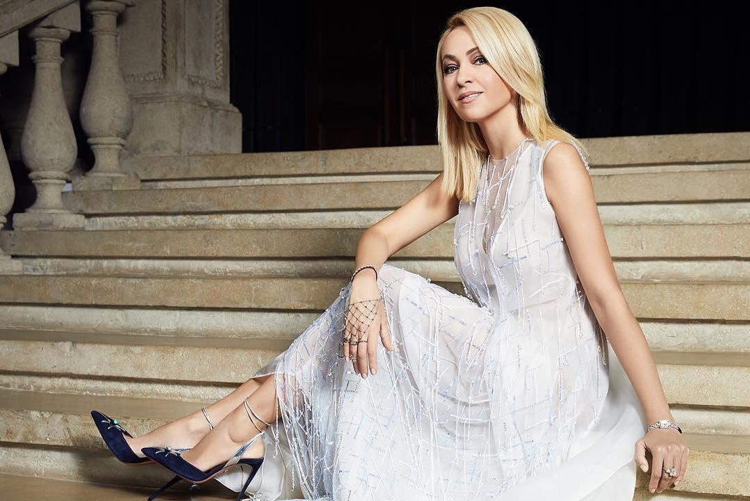 Яна Рудковская выразила свое отношение к женской красоте