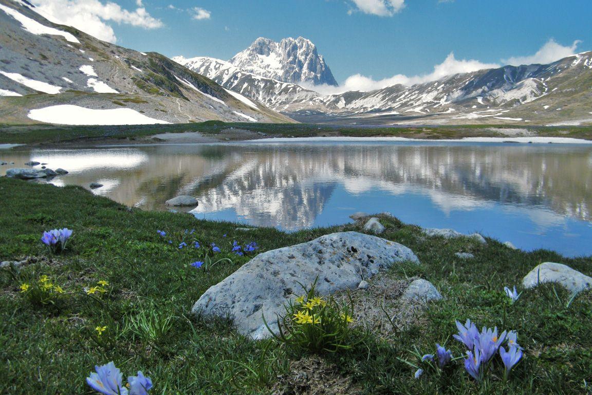 Самые красивые национальные парки в Италии