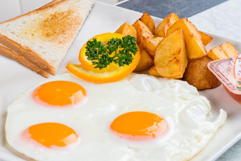 Утренние завтраки: миф