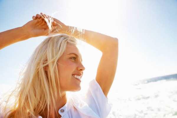 Возвращаем жизненную силу волосам после лета