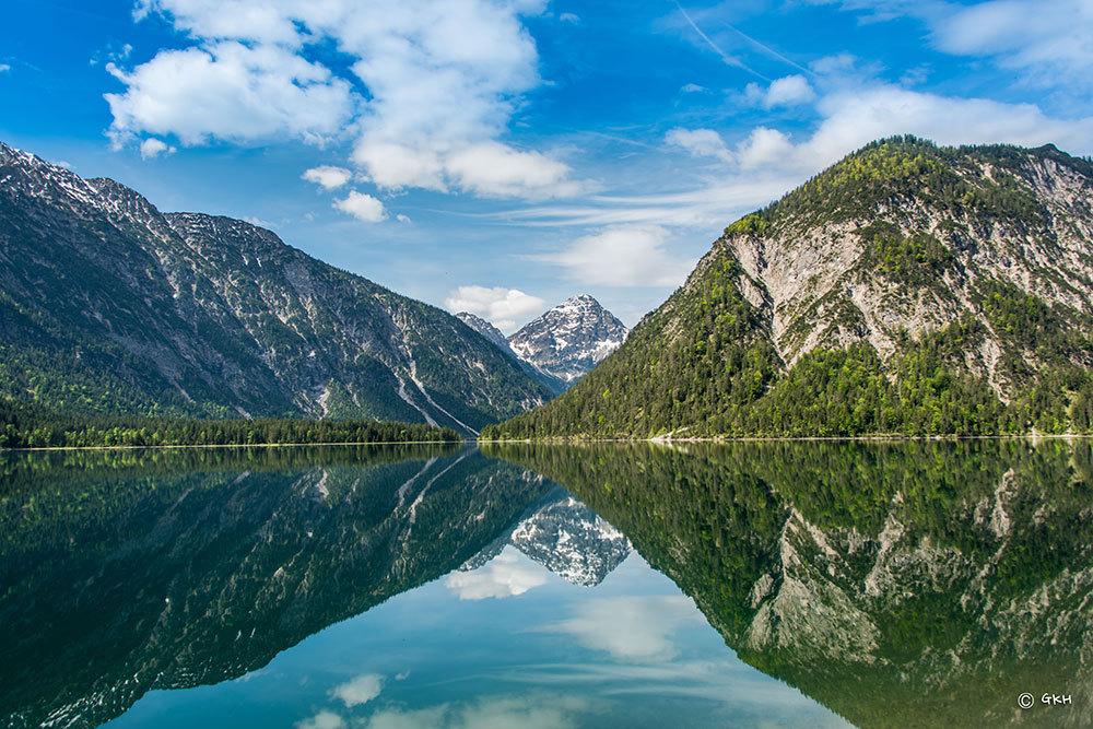 Самые красивые озера в Австрии