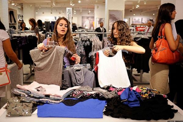 Грамотный шопинг, или Как не потерять голову при виде SALE