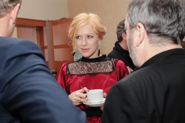 Ирина Гринёва о Пасхе и потрясении