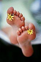 Избавьтесь от натоптышей и вросшего ногтя!.