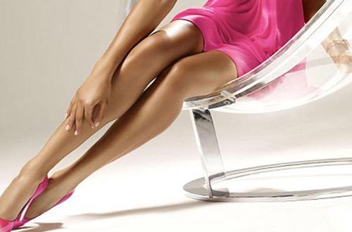 Красивые ноги: пять шагов к совершенству