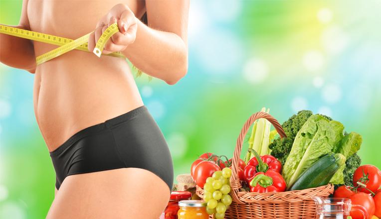 Правильное питание позволит без труда убрать объемы на талии