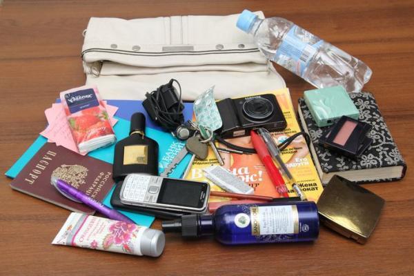 Возможен ли порядок в женской сумочке?