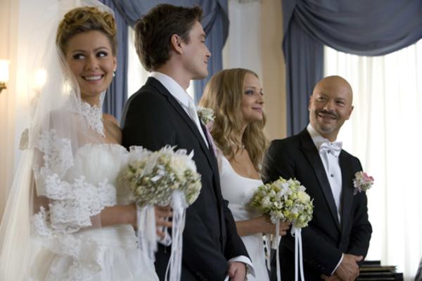 Где сыграть свадьбу, чтобы было как в кино