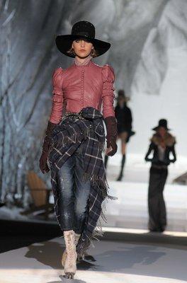 Осень-зима 2011/2012: модные куртки