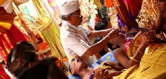 Самые странные свадебные традиции