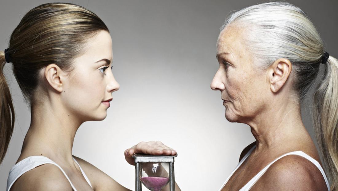 Как замедлить процесс старения?
