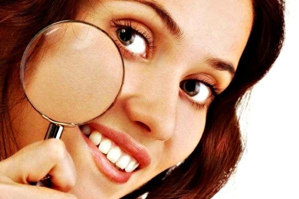 10 простых способов уменьшить поры на лице