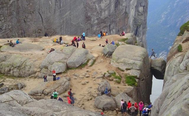 Норвегия и ее места настоящей силы природы: Кьёраг. 15110.jpeg