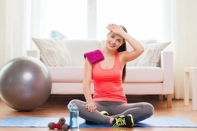 Что нужно для фитнеса дома