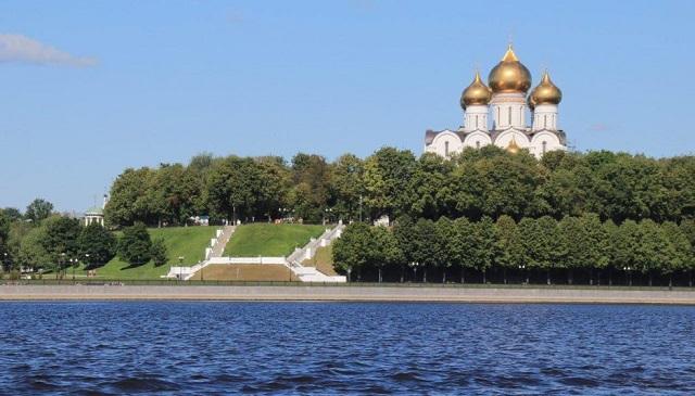 Маршрут выходного дня. Ярославль – столица Золотого кольца