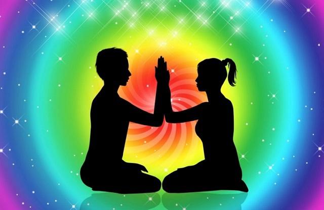 Духовная близость с помощью Тантры