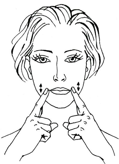 Гимнастика для губ. Упражнение для губ «Я так и знала!»