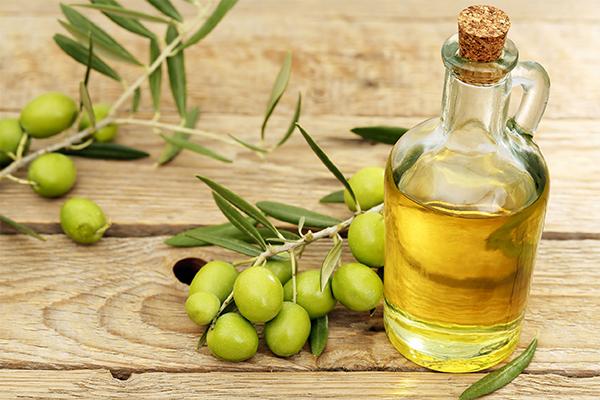 Уход на основе масла оливы