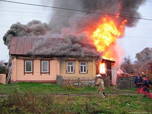 Как вести себя в экстремальных ситуациях?. Пожар в доме. Что делать?