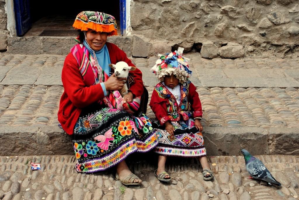 Оказалось, что древние жители Перу любили картошку