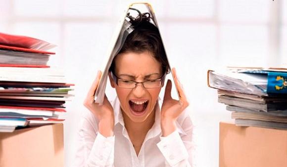 Невроз из-за работы или мужа. Как с ним справиться. Рекомендации, видео. Расстройства нервной системы у женщин