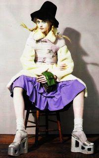 Модный образ русской супермодели Саши Пивоваровой
