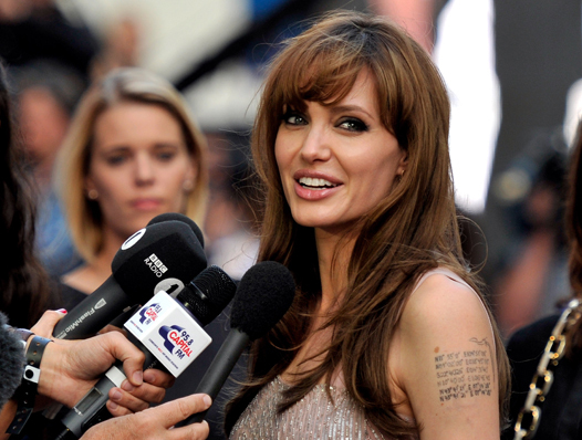 Анджелина Джоли больше никогда не наденет джинсы