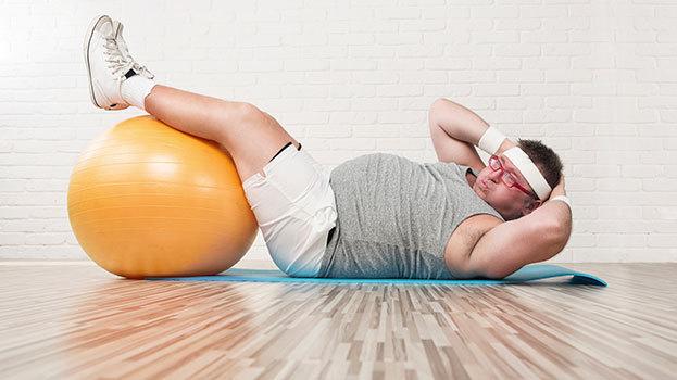 Почему ты не можешь похудеть, хоть и занимаешься спортом?