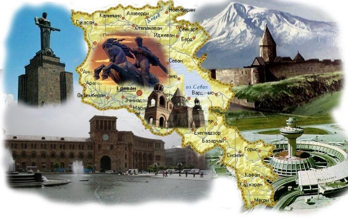 Туристические направления в Армении, которые считаются самыми интересными