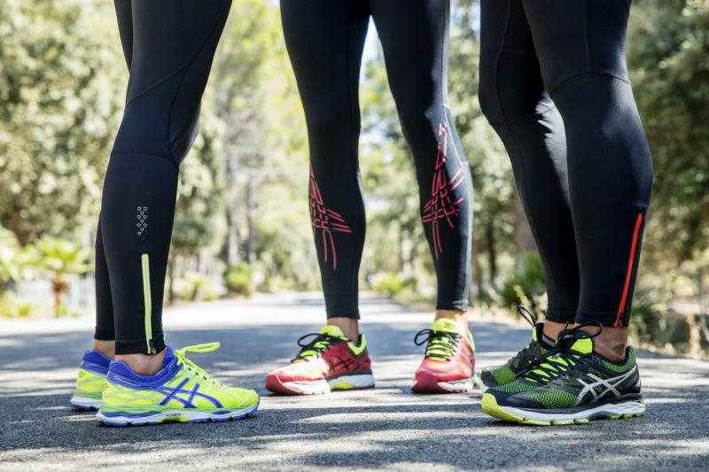 Выбираем кроссовки для тренировок на свежем воздухе