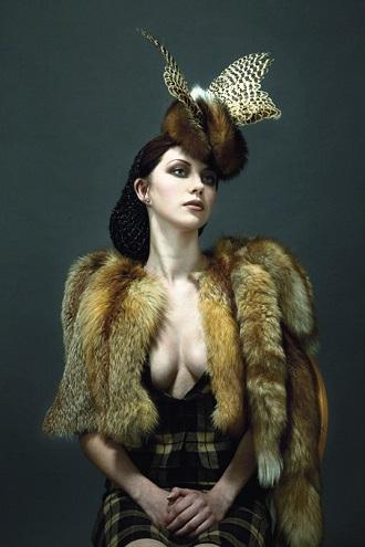 В стране мехов: тепло, модно, статусно