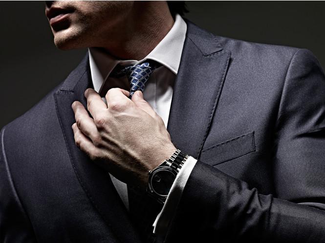 Галстук и часы выдают мужские тайны