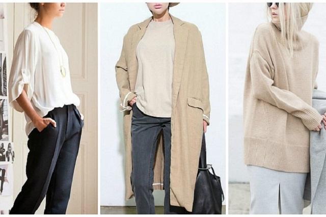 Как одеваться в стиле минимализм, но при этом выглядеть отлично