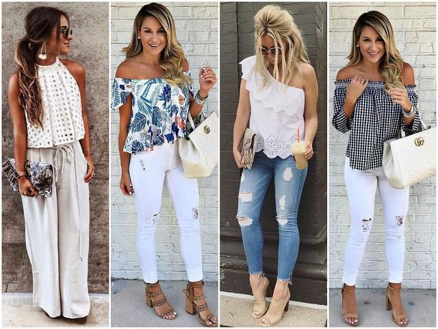 Модные тенденции лета. Во что одеться, во что обуться