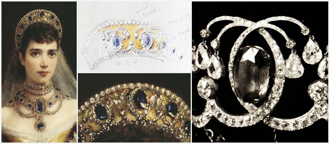 Лайфхак от Александра Васильева: как создать копию царских украшений