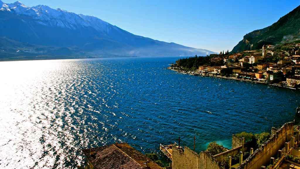 Путешествия: курорты у озера Гарда