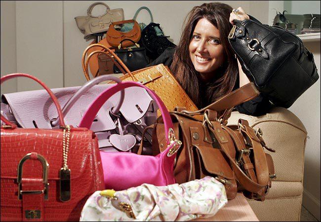 О чем сигналит дамская сумка?