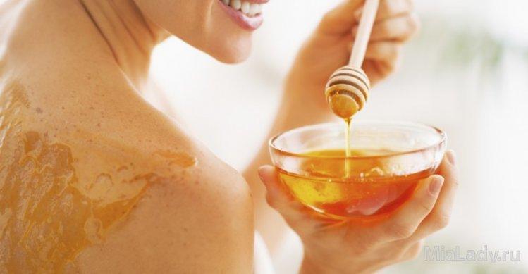 Как сделать медовый антицеллюлитный массаж дома