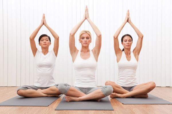 Лучшая книга о йоге для женщин