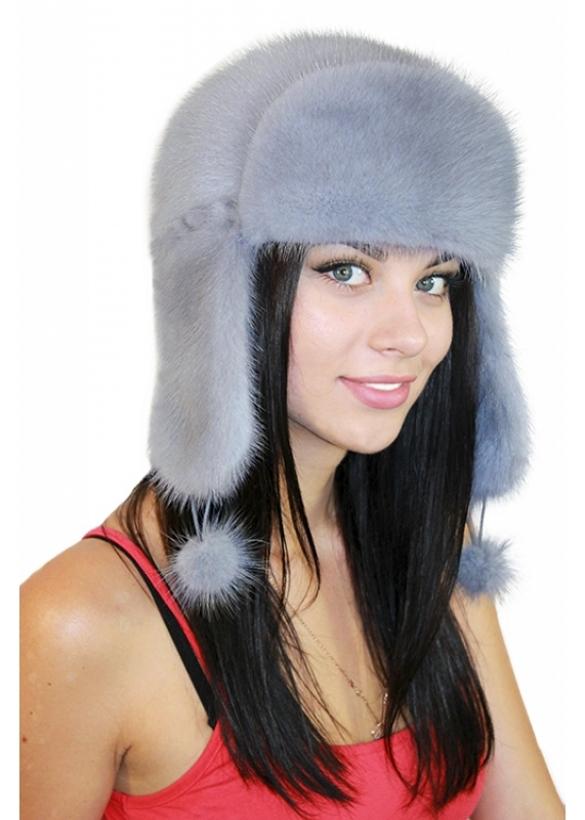 Выбираем модные женские шапки на зиму. шапка_1