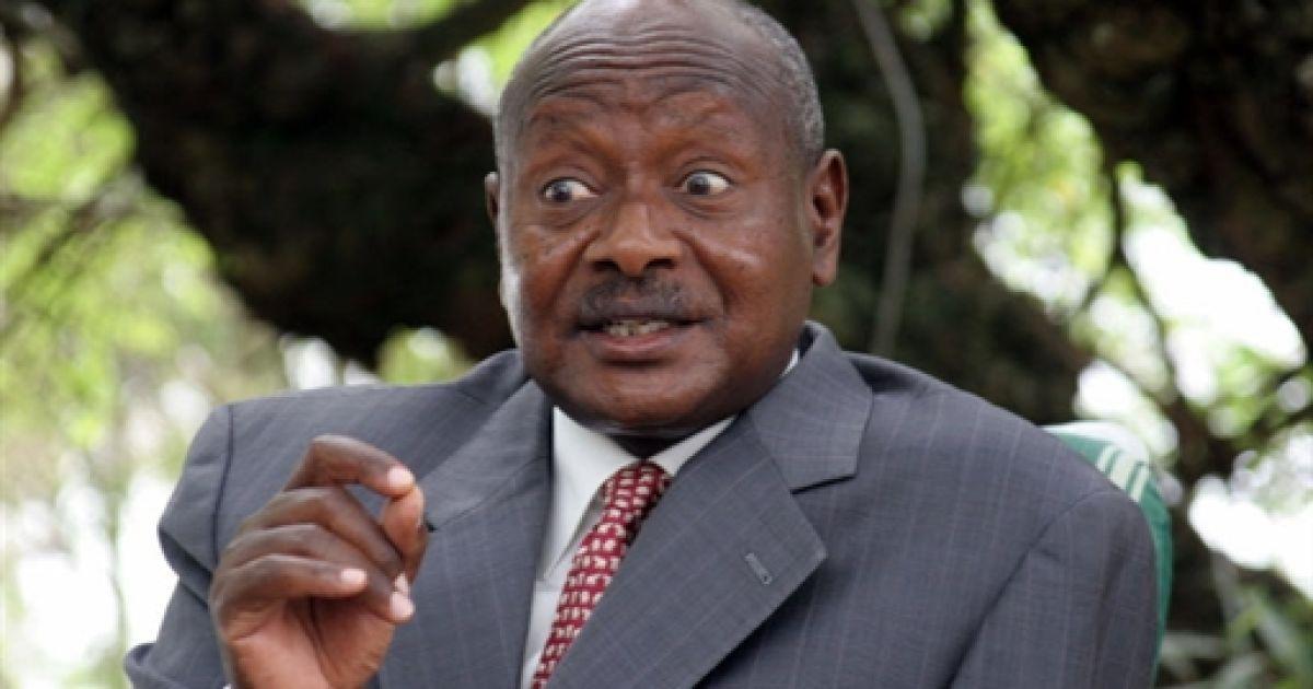 Президент Уганды хочет запретить оральный секс