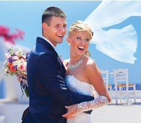 Пары борются за бесплатную свадьбу в Греции
