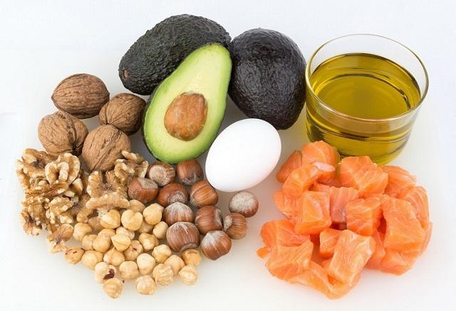 Продукты, которые содержат жир для похудения